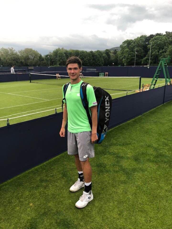 Kamil Majchrzak_Wimbledon