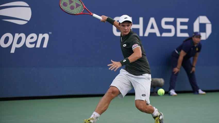 Kamil Majchrzak US Open